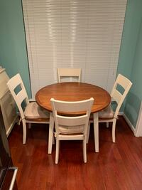Kitchen Table with Four Chairs Fairfax, 22033