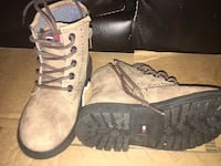 Brown casual boys boots 10 Robbinsdale, 55422