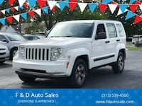 Jeep Liberty 2008 Redford