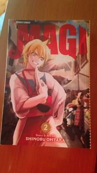 Magi manga #2 Fairbanks, 99709