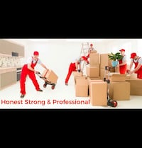Movers $80- $100h end month special !!! Toronto