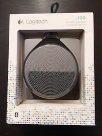 Logitech wireless speaker X100