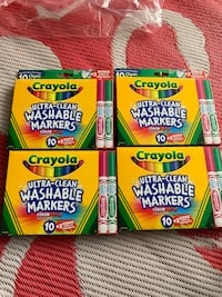 Crayola washable markers Columbus, 43026