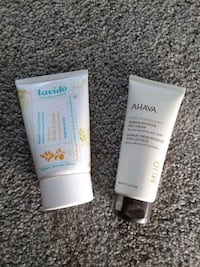 Lotion and foot cream