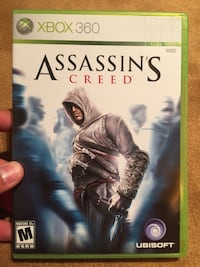 Used Xbox 360 Assassin S Creed For Sale In Tenafly Letgo