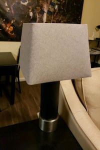 black and gray table lamp College Park, 20740