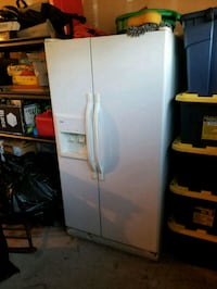Kenmore fridge 2372 mi