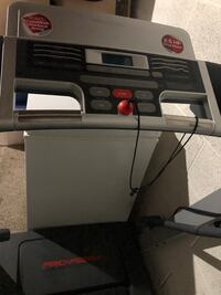 Exercise, walking machine with cross walk workout arms. Vienna, 22181