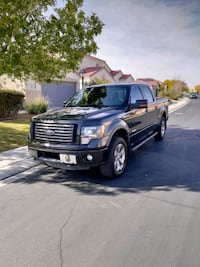 2012 Ford F-150 FX4 4x4 SuperCab 145-in North Las Vegas