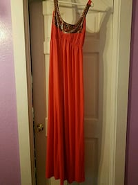 Ladies maxi dress size m South Bend, 46628