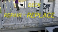 Deck REPAIRS or replacement Sweetwater, 37874