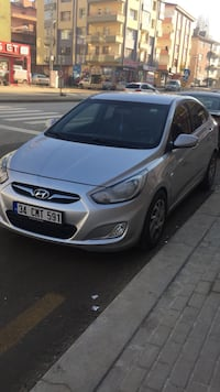 2012 Hyundai Accent Blue 1.6 CRDI MODE Keçiören