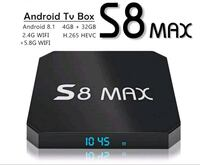 S8 Max 4gb Android Box 552 km