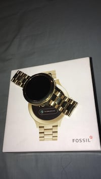 Fossil Q touch screen watch  Shediac