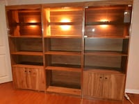 Bookcase with light Vaudreuil-Dorion