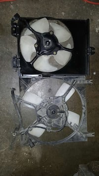 1999 Mitsubishi Mirage Electric Fans Ceres, 95307