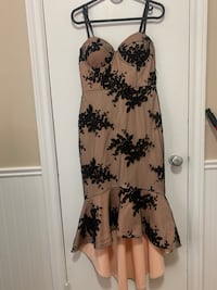 Brand new mermaid midi dress ordered and was late never used size S Toronto, M3K 1W2