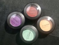 MAC Eyeshadows  Toronto, M4H 1K8