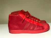 Addidas Red High Top Sneakers - Size 11 Harrisburg, 17111
