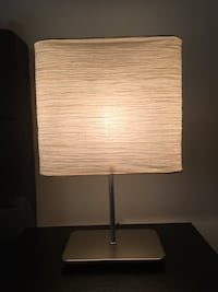 brown and white table lamp Washington, 20008