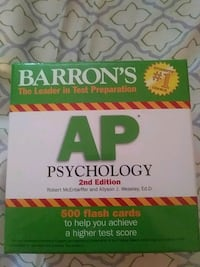 AP Psychology Flashcards Liverpool, 13088