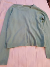 F21 Mint med scoop-neck sweater Falls Church, 22043