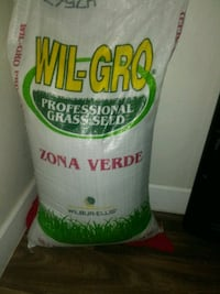 I have 3 bags of Winter grass seeds 50 pounds each bag Mesa, 85203