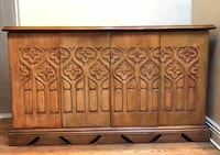 Gorgeous Hand Carved Buffet/Sideboard Los Angeles, 90025