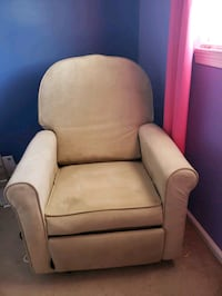 Rocking chair recliner
