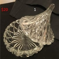 Glass Candy Dishes / Bowls