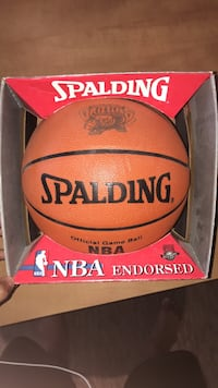 Vancouver Grizzles Spaulding NBA ball Coquitlam, V3J 1W3
