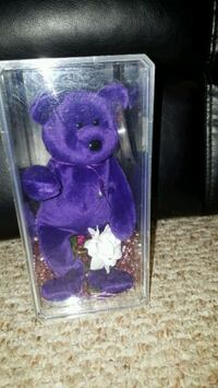 Collectible Beanie Baby 'Princess' Puyallup, 98371