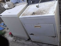 50 dollars pair Washer and dryer  Patterson, 95363