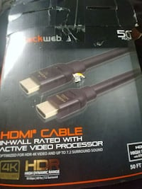 HDMI cable Fishers, 46038
