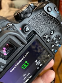 Canon EOS Rebel T7i and Lenses