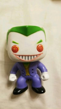 Funko pop joker toy figure Essex, 21221
