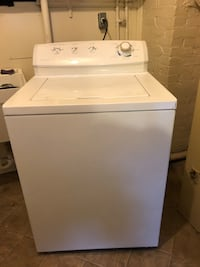 White top-load clothes washer and dryer  Norfolk, 23505
