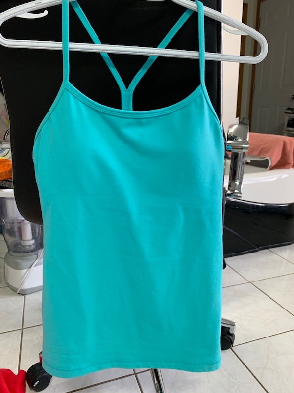 Tank top lululemon size 6,8,10, ($12 each ) 3