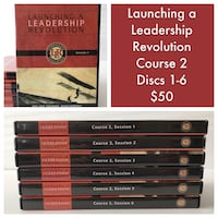 Launching a Leadership Revolution Course 2 Alexandria, 22315