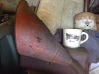 Vintage oil/.trans filler funnel-with flexible -long tube -and excellent condition Downey, 90242