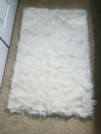 Faux fur rugs Fraser, 48026