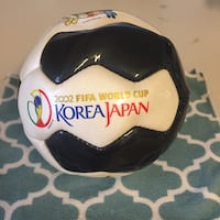 Souvenir soccer ball from 2002 FIFA WC Englewood, 34224