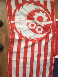 Fallout faction flag one for $50 two for $100 and all three for $150 San Rafael, 94901
