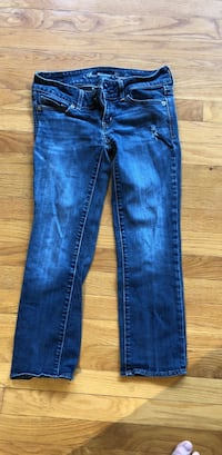 American eagle size 0 jeans