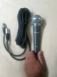 Badaxx microphone (2 of them) with stands Frederick, 21703