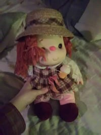 1980 Collectable Ice Cream Doll