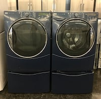 washer and dryer set - Delivery and warranty  Toronto, M3J
