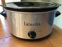 Bravetti 4 Quart Slow Cooker