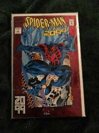 Two Comic books in one package