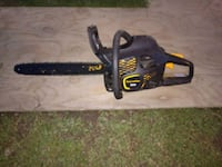 black and yellow Poulan chainsaw Columbus, 43207